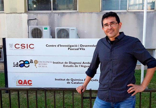 """Rotman Criollo se ha alzado con el premio Accésit en la categoría de """"Agua y Ciudad"""""""